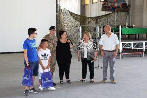 Testimonianza dei genitori e dei bambini talassemici